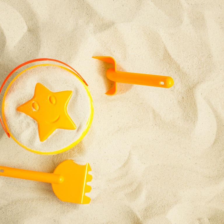Play Sand 5 Carousel