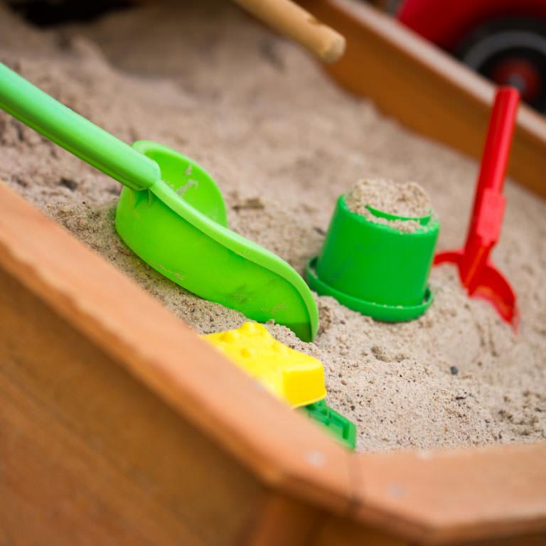 Sand for Sandboxes 1 Carousel