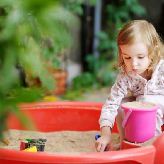 Sand for Sandboxes 2 Carousel