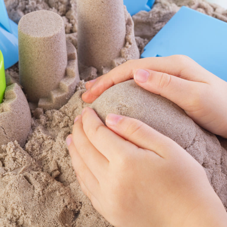 Sand for Sandboxes 3 Carousel