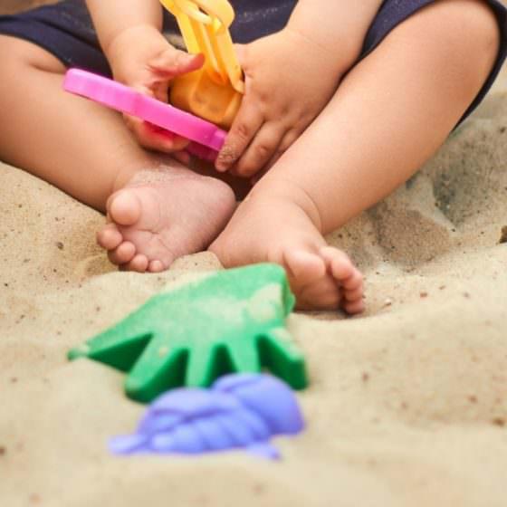 Sand for Sandboxes 4 Carousel